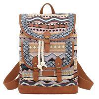 Bandana Santa Fe Western Drawstring Backpack By American West