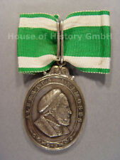 Sachsen: Albrechts Orden, 1.Modell, silberne Medaille, 1861-1876, Silber, 90521