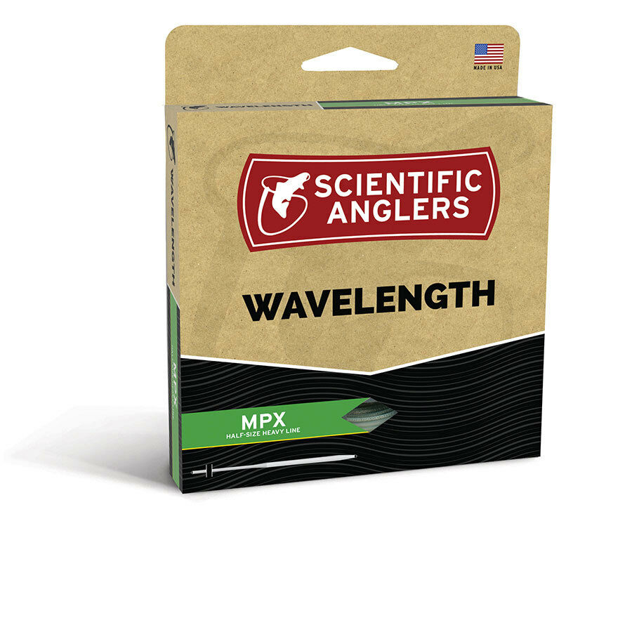 Scientific Anglers MPX Wavelength Fly Line WF4F - Closeout