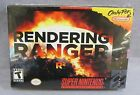 Rendering Ranger: R2 (Super Nintendo Entertainment System, 1995)