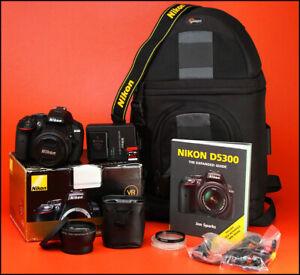 Nikon-D5300-DSLR-Camera-with-18-55mm-VR-II-Zoom-Lens-kit-1-922-Shots-amp-8GB-SD