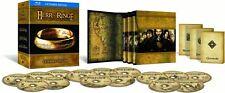 Der Herr der Ringe - Die Spielfilm Trilogie (Extended Edition) [Blu-ray] *NEU*