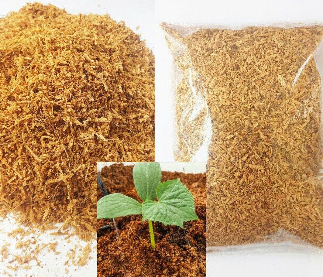 Coconut Organic Coir Peat Husk fiber 100 % Natural Powder Orchid Plant bedding