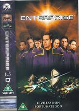 Star Trek Enterprise 1.5 Civilization/Fortunate Son