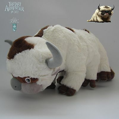 AVATAR Last Airbender APPA Stuffed Plush Doll Large Soft Toy 20 inch RARE