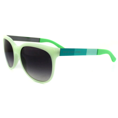 Marc Jacobs Sunglasses 409 6WO IC Green Grey Silver Mirror