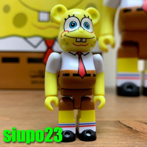 100/% Bearbrick ~ Spongebob 2018 #02 Version Be@rbrick Medicom 400/%