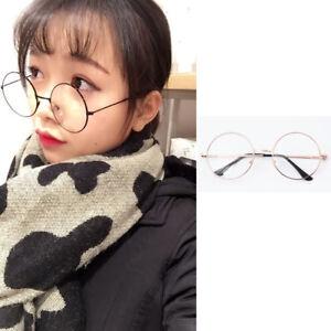 29379fd49b Image is loading Eyeglasses-Frame-Men-Glasses-Men-Women-Vintage-Round-
