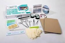 Suture Kit for Medical Students   Practice Suture Kit with Suturing Course incl.