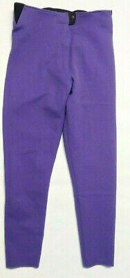 pantalone fuseaux lungo sci neve donna colmar vintage anni '80 viola | eBay