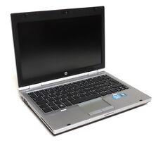 HP EliteBook 2560p Core i5 2520m @ 2,5ghz 4gb webcam 250gb DVD ± RW UMTS C-Ware