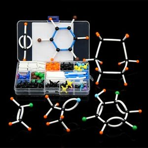 268Pcs Molecular Model Set Structure Model Organic Chemistry