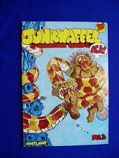 Junkwaffel 3 Vaughn Bode underground. 1st print. VFN+.