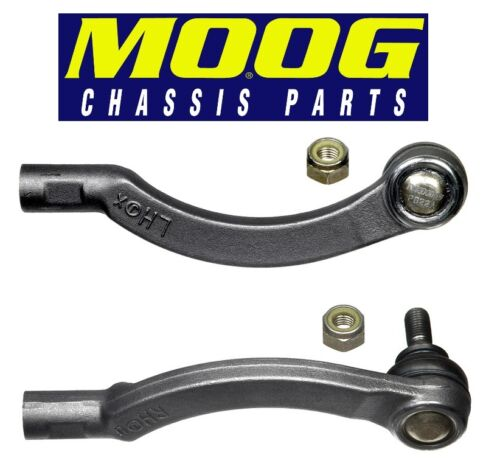 For Volvo 850 V70 S70 Pair Set of Left /& Right Outer Steering Tie Rod Ends MOOG