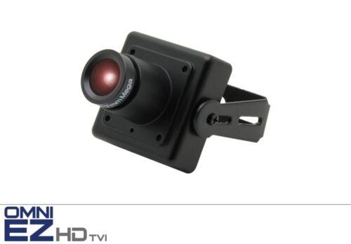 KEZ-C2MIB4 Mini HD-TVI Metal Case Camera