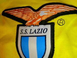 RARE-VTG-2001-2002-SS-Lazio-Away-Football-Shirt-Puma-USP-MEN-XLarge-XL-New-NOS