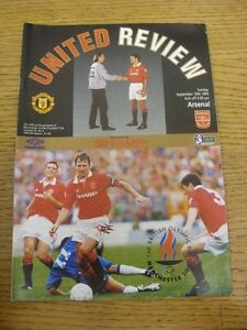 19-09-1993-Manchester-United-v-Arsenal-Light-Crease-Thanks-for-viewing-our-i