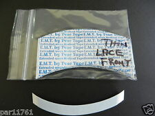 """Extended Medical Tape """"E.M.T"""" Lace Front THIN -Shape 1-pack POWERFUL HOLD"""