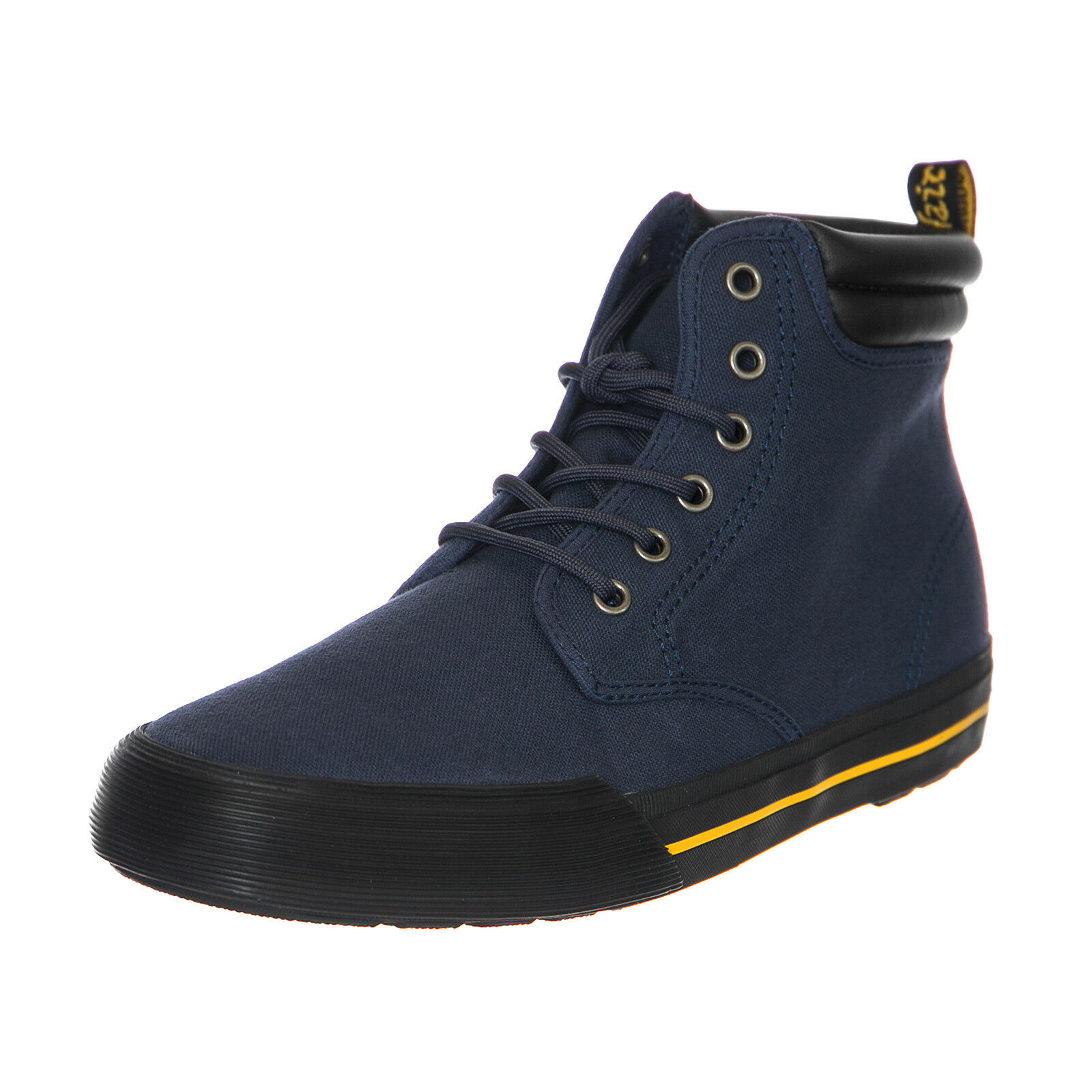 Dr.Martens Lace-up Eason Canvas Indigo bluee