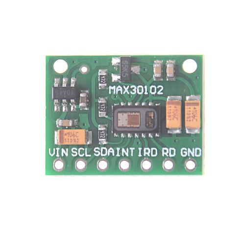 MAX30102 Oximeter Heart Rate Beat Pulse Sensor 1.8V-3.3V Replace MAX30100/_USlu