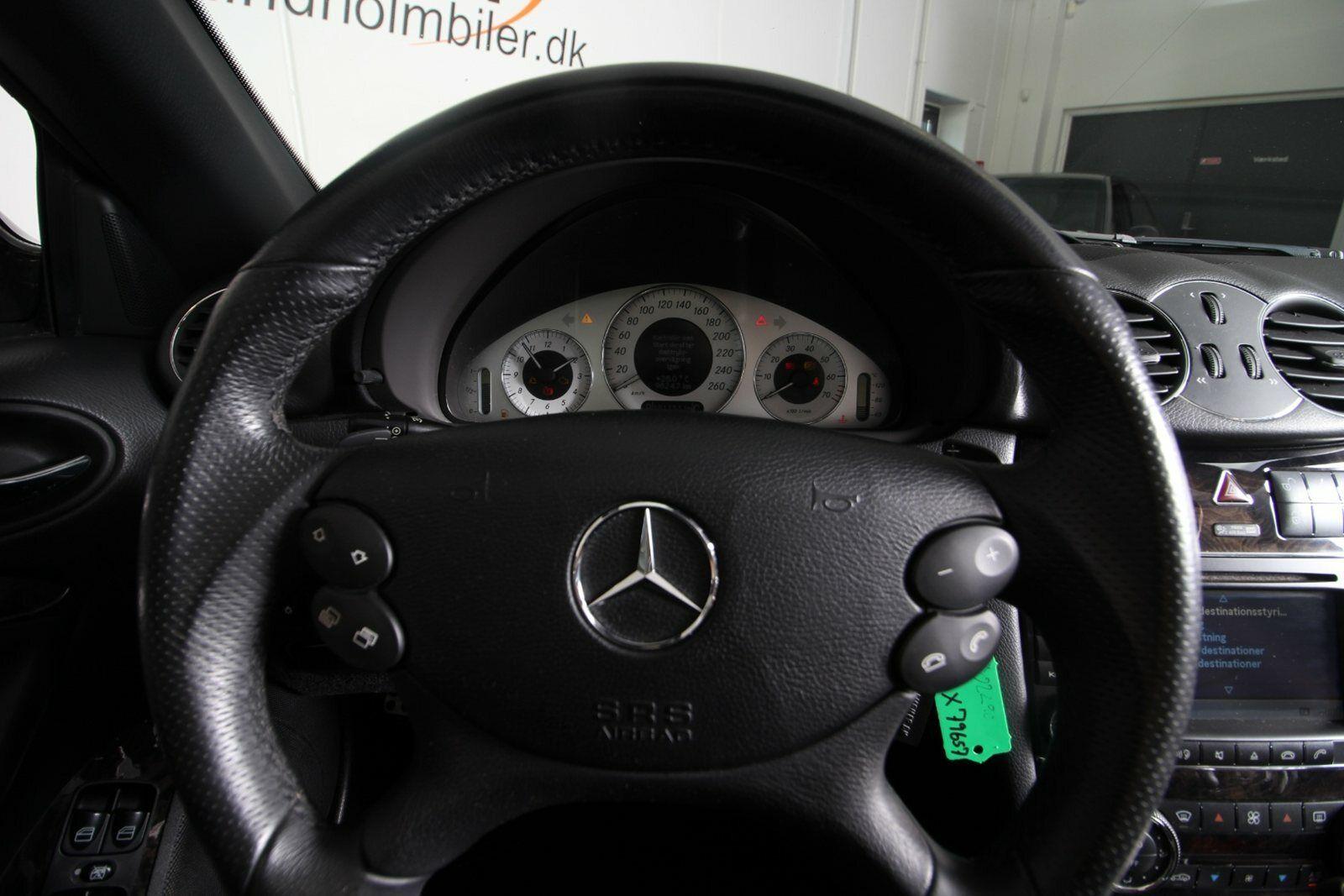 Mercedes CLK500 Cabriolet Avantgarde aut.