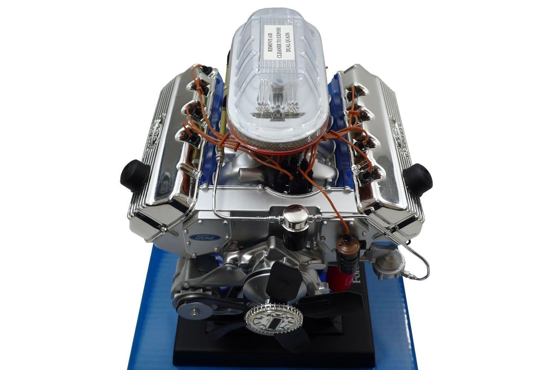 Ford 427 SOHC Power Plant Model Engine - Diecast 1 6 Scale MotorReplica
