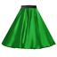 Girls-SATIN-Rock-n-Roll-Skirt-UK-1950s-Costume-Grease-Fancy-dress-ROCKABILLY thumbnail 5