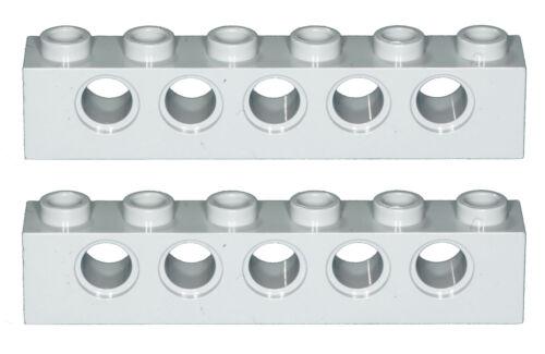 LEGO Brick mancanti 3894 mdstone x 2 Technic Brick 1 x 6
