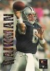 1993 Action Packed Aikman #QB1 Football Card
