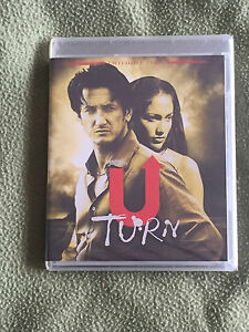 Free-Postage-New-U-Turn-Blu-ray-Oliver-Stone-Claire-Danes-Sean-Penn-Lopez-Voight