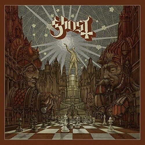 Ghost - Popestar [New Vinyl] Extended Play