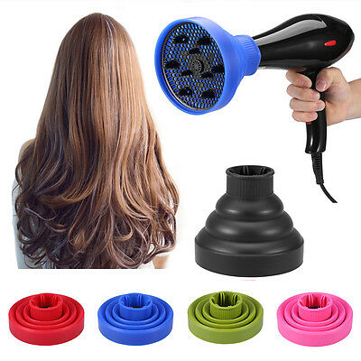 Blower Hairdressing Salon Curly Hair Dryer Folding Diffuser Cover Tool Universal