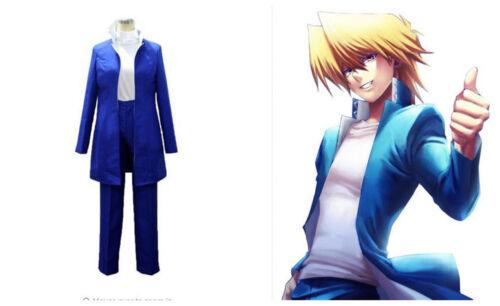 Yu-Gi-Oh! Yu Gi Oh Jounouchi Katsuya Jonouchi Joey Wheeler Cosplay Costume NN.03