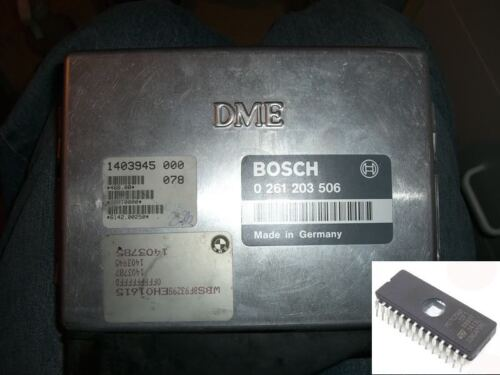Power Chip Tuning for BMW E36 M3 S50B30 7000 rpm ECU 0261203506