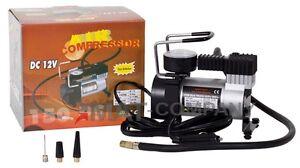 12V-mini-Kompressor-Automotive-HOCHLEISTUNGS-KOMPRESSOR-DRUCKLUFTKOMPRESSOR