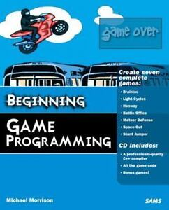 Beginning game programming by michael morrison 2004 paperback ebay beginning game programming sams teach yourself exlibrary solutioingenieria Image collections