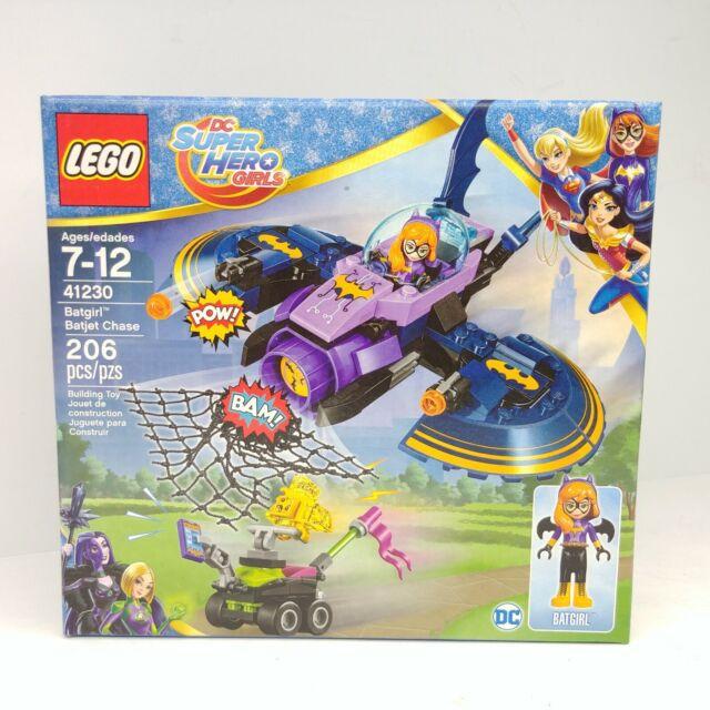 Lego 41230 Dc Super Hero Girls Batgirl Batjet Chase New Sealed For Sale Online
