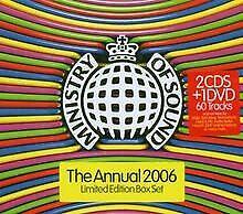 The Annual 2006 (Import Vers.) von Various | CD | Zustand gut
