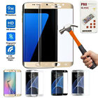 Full Cover Tempered Glass Screen Protector For Samsung Galaxy S7 /S6 Edge +Plus