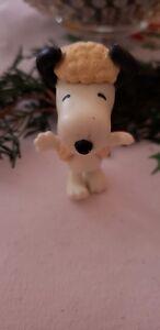 "Peanuts Christmas Carol Pageant Nativity Scene 2-1/2"" Figure Snoopy Sheep | eBay"