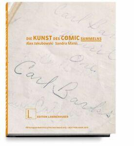 DIE-KUNST-DES-COMIC-SAMMELNS-Alex-Jakubowski-Sandra-Mann-EDITION-LAMMERHUBER