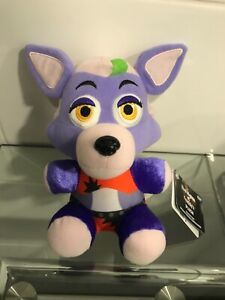 Auténtico Funko Five Nights At Roxanne Wolf violación de seguridad Juguete Antiguos PS5