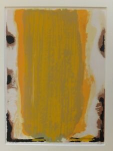 a16bb45cc4a ... Olivier-Debre-Lithographie-originale-signee-XXe-siecle