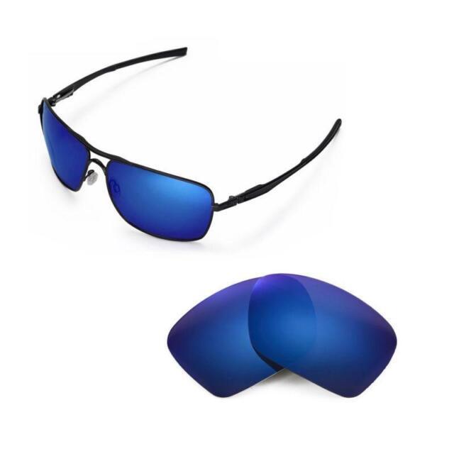 23dba7d76 Walleva Polarized Ice Blue Replacement Lenses for Oakley Plaintiff ...