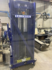 Ballymore Ps 150l Stock Picker Vertical Manlift Aerial Platform Used Fair Condit