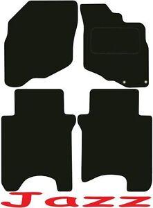 HONDA JAZZ 2001-2008 DELUXE CARPET TAILORED CAR FLOOR MATS NON-SLIP