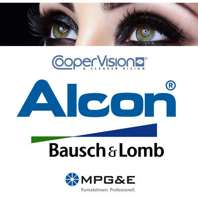 5 Multifocale Kontaktlinsen, Tageslinsen Multifokale Linsen