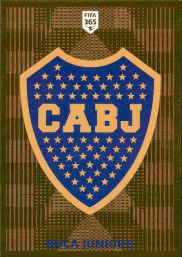 Panini Fifa 365 2020 Sticker 307 Boca Juniors Logo