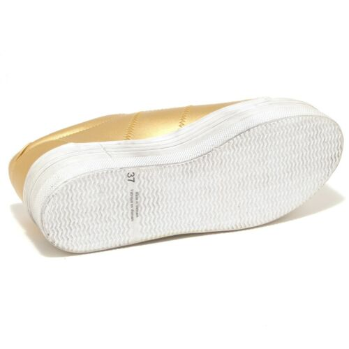 Mujer 9258o Wedge Sneaker Zapato Gold Zapato Mujer Zomg Campbell Jeffrey wgPTfqZg