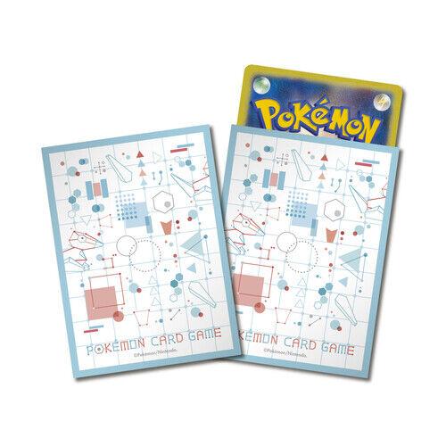64 Sleeves Pokemon center Porygon Maker Deck Shields